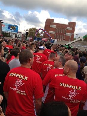 30.000 people waiting to run!